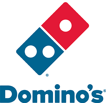 Domino´s Pizza ist ein Kooperationspartner.